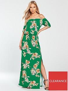 v-by-very-tall-bardot-jersey-maxi-dress-green-print