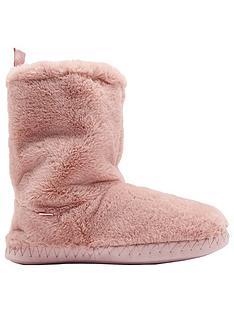 joules-joules-homestead-luxe-faux-fur-slippersock-slipper