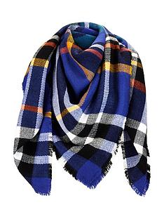 v-by-very-eva-bold-check-blanket-scarf-blue-multi