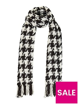 v-by-very-emily-dogtooth-scarf-blackwhite