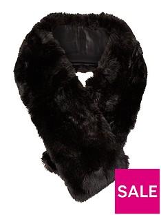 v-by-very-ella-faux-fur-scarf-black