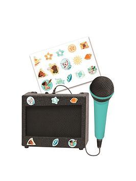 lexibook-moana-portable-karaoke-with-microphone