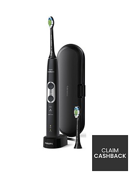 philips-philips-sonicare-protectiveclean-6100-electric-toothbrush-with-3-x-cleaning-modes-3-intensities-black-hx687047