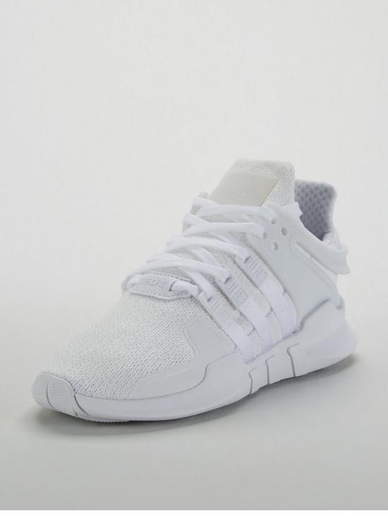 buy popular a6885 ec7e4 Adidas Eqt Support Adv Junior Trainers