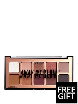 nyx-professional-makeup-nyx-professional-makeup-away-we-glow-shadow-palette-10g