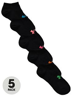 under-armour-no-show-socks-6-pack-blacknbsp
