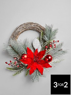 frosted-corner-christmas-wreath