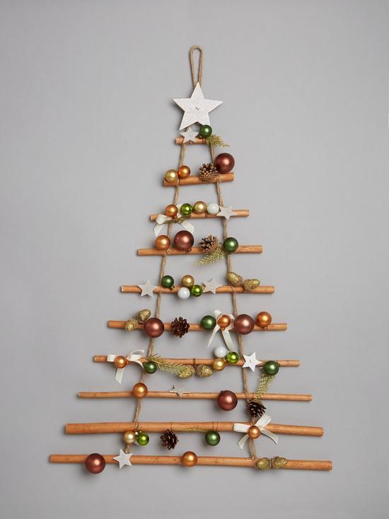Wall Hanging Christmas Tree Verycouk