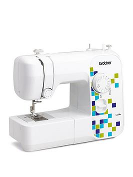 Brother Brother Ls14S Manual Stitch Sewing Machine, White