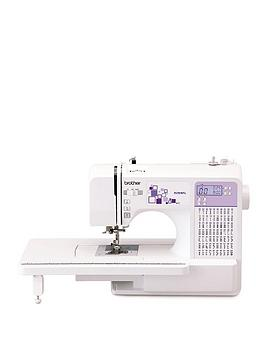 Brother Brother Fs70Wts Sewing And Quilting Machine, White