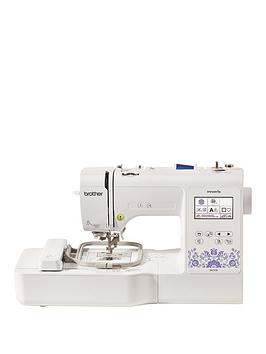 Brother Brother Innov-Is M230E Embroidery Machine, White