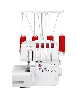 Brother M343D Overlocker Sewing Machine - White