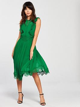 ted-baker-porrla-frill-lace-midi-dress-bright-green