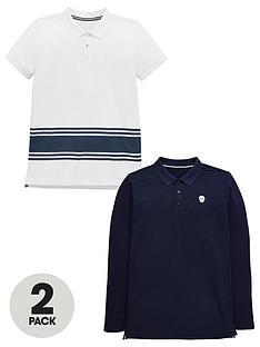 v-by-very-2-pack-long-sleeve-short-sleeve-polo-shirts
