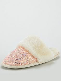 v-by-very-wiggle-glitter-mule-slipper-multi