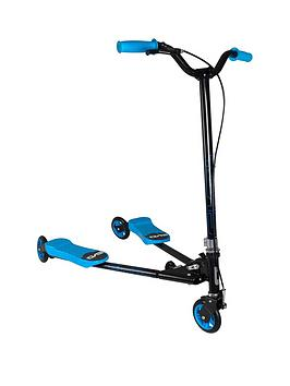 Evo Evo+ V-Flex Scooter &Ndash; Blue