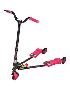 Evo Evo+ V-Flex Scooter &Ndash; Pink