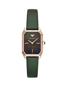 emporio-armani-emporio-armani-rose-gold-dress-green-leather-strap-rectangular-ladies-watch