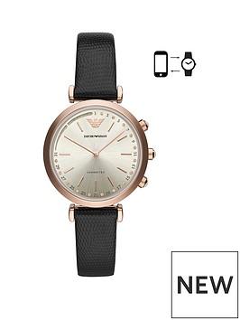 emporio-armani-emporio-armani-rose-gold-leather-strap-ladies-hybrid-smartwatch