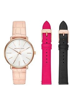 michael-kors-mk2775nbsppyper-rose-gold-tone-interchangeable-leather-strap-ladies-watch