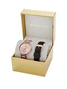michael-kors-mk2776nbspportia-rose-gold-bracelet-and-interchangeable-leather-strap-ladies-watch