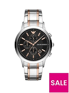 emporio-armani-stainless-steel-dress-rose-gold-accent-bracelet-mens-watch