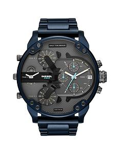 diesel-mr-daddy-20-blue-ip-stainless-steel-mens-watch