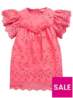 mini-v-by-very-girls-pink-broiderie-anglaise-dress