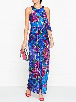 alice-mccall-dream-girl-metallic-floral-print-maxi-dress-blue
