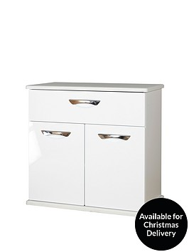 swift-neptune-ready-assembled-high-gloss-compact-sideboard-white-10-day-delivery-service
