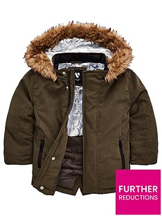 mini-v-by-very-borg-trim-parka