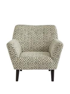 Ideal Home Fabric Echota Accent Chair