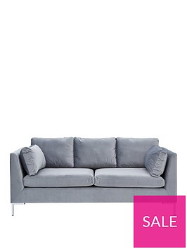 ideal-home-sheen-fabric-3-seater-sofa