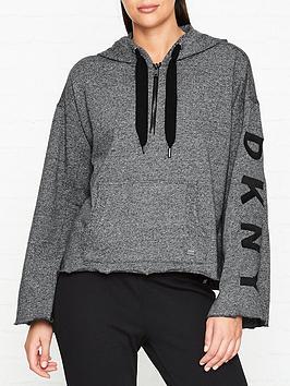 dkny-cropped-logo-print-sweatshirt-greyblack