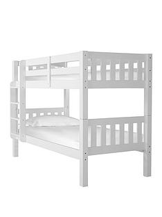 silentnight-neptune-bunk-bed-with-waterproof-anti-allergy-single-sprung-mattress