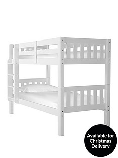silentnight-neptune-bunk-bed-with-waterproof-anti-allergy-single-sprung-mattress