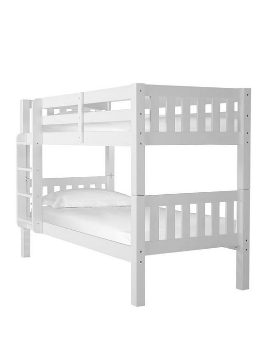 Silentnight Neptune Bunk Bed With Mattress Options Very Co Uk