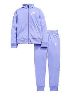 nike-sportswear-older-girls-tricotnbsptracksuit-purplenbsp