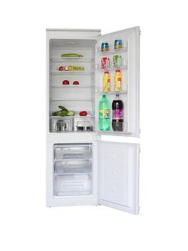 Swan Srb15440 55Cm Integrated Fridge Freezer Best Price, Cheapest Prices