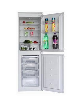 Swan Srb15430 55Cm Wide Integrated Fridge Freezer Best Price, Cheapest Prices