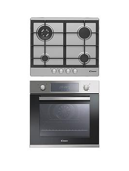 candy-fcp605-cpg64-60cm-single-60cm-oven-amp-gas-hob-pack-with-optional-installation