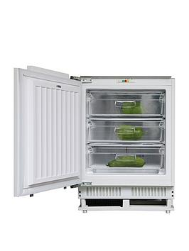 Swan Srb15410 60Cm Wide Under-Counter Integrated Freezer
