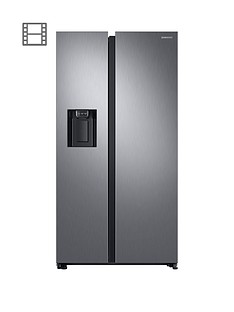 samsung-rs68n8240s9eu-american-style-frost-free-fridge-freezer-with-plumbed-water-ice-dispensernbsp-nbspmatt-silver