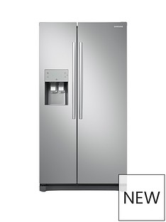 samsung-rs50n3513saeu-america-style-frost-free-fridge-freezer-with-plumbed-water-and-ice-dispenser-graphite