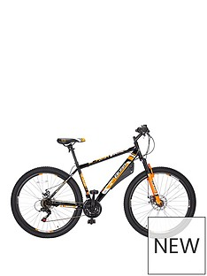 BOSS Spectre 650B Mens Bike - 18-Speed Revoshift, Double Disc Front Suspension, MTB