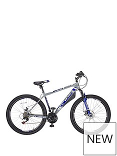 BOSS Phantom 650B Mens Bike - 18- Spd Revoshift, Double Disc Front Suspension, MTB