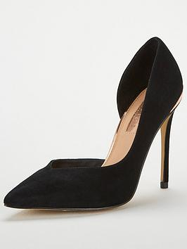 Office Heighton Court Shoe - Black
