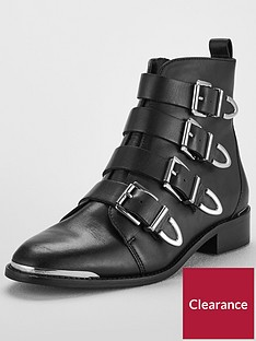 office-archive-ankle-boot-black