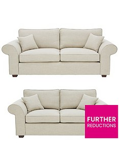 ideal-home-victoria-fabric-3-seater-2-seater-sofa-set-buy-and-save
