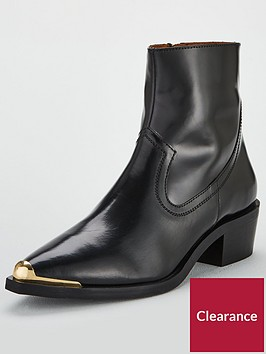 office-acoustic-ankle-boot-black